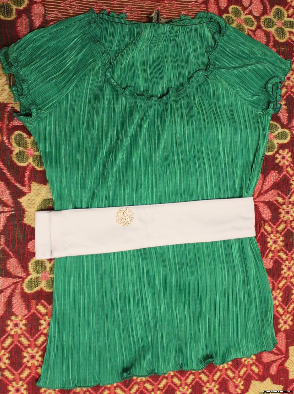 Зеленая Блузка В Нижнем Новгороде